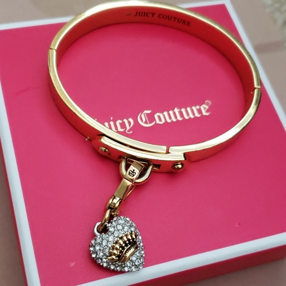 Juicy Couture Jewelry - Juicy Couture charm starter bracelet